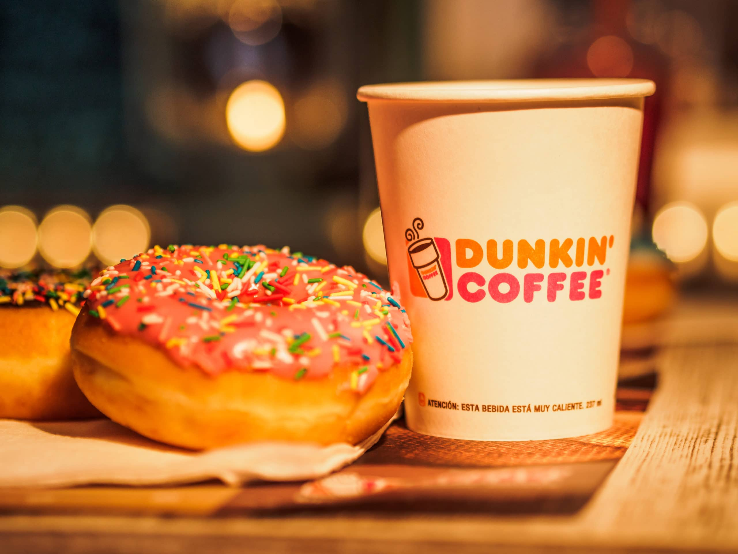 Dunkin' Coffee and Donut