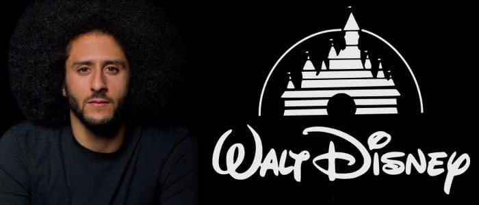Kaepernick and Disney