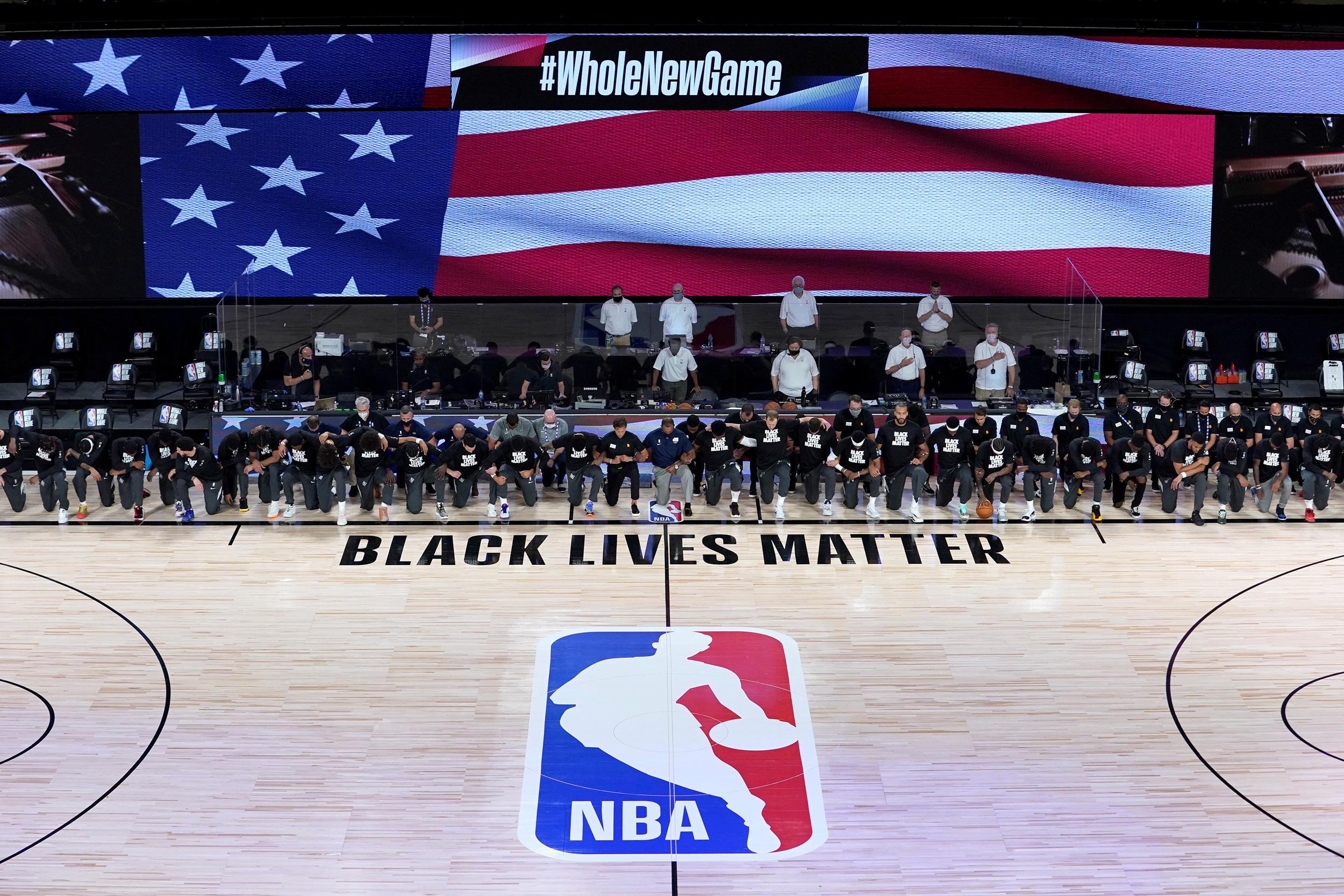 NBA & BLM