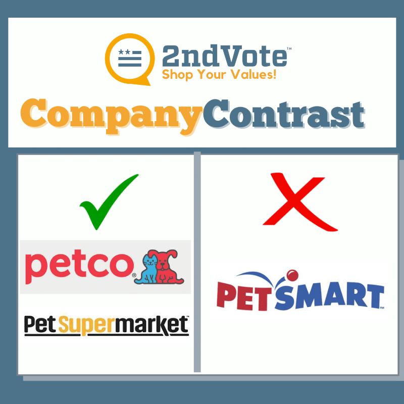 Company Contrast - Petco