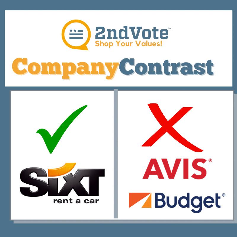 CC - Sixt and Avis