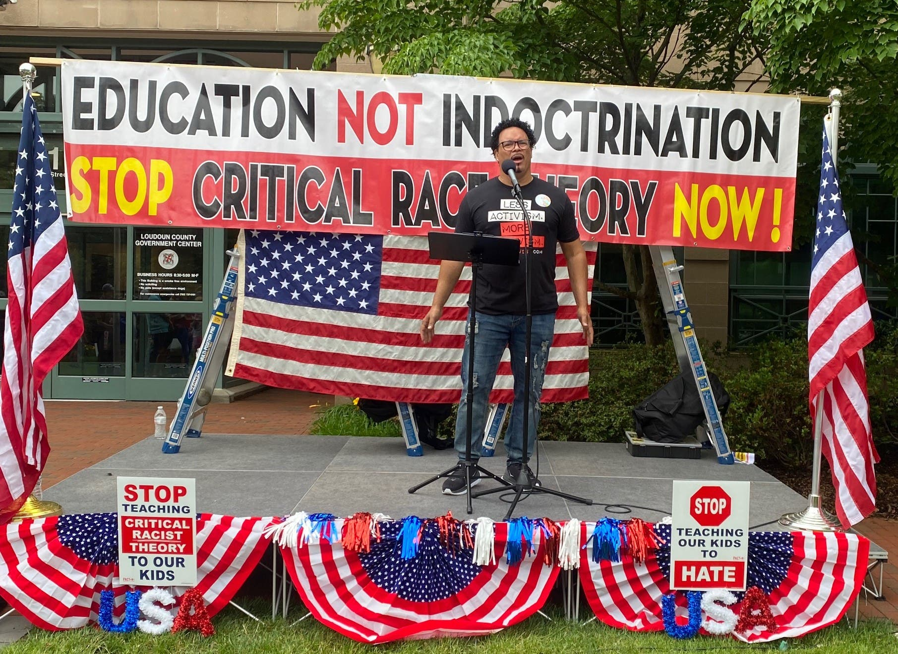 Education not Indoctrination