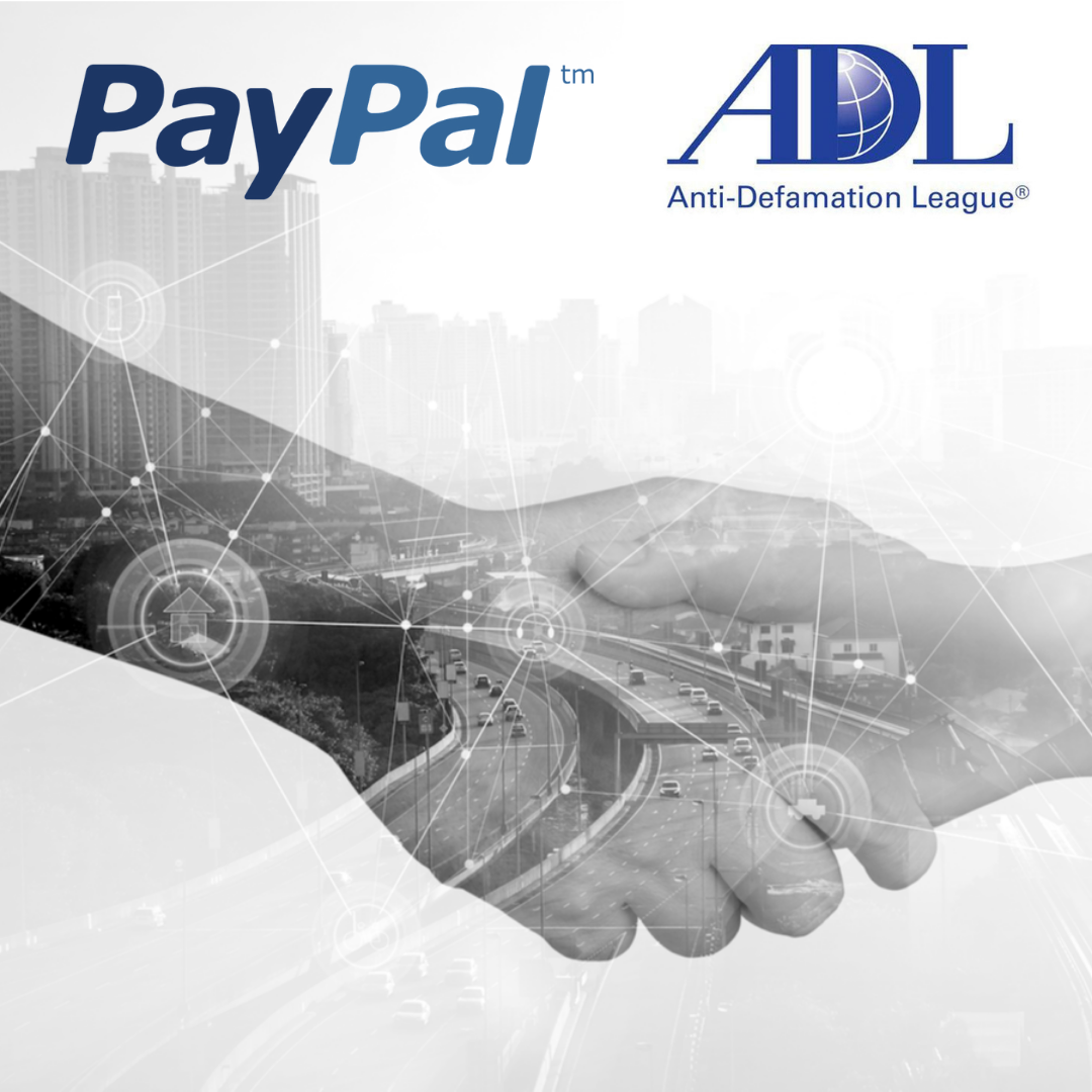 PayPal and the ADL