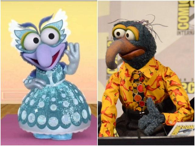 Muppet Babies - Transgender Gonzo